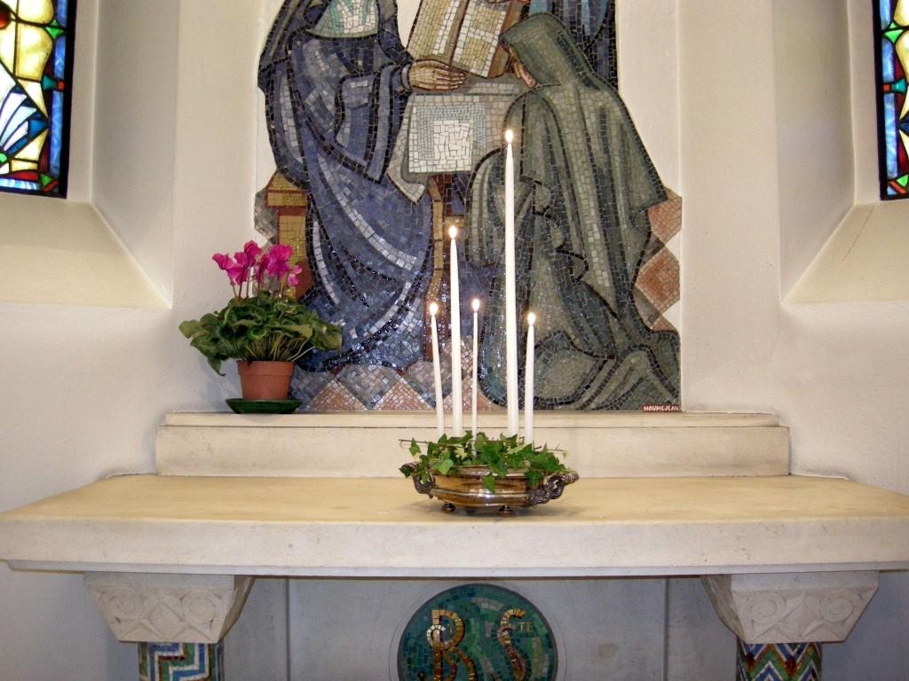cierge devotion